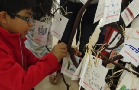 Kindergarten Creativity - Our Partnership with Youth in Arts